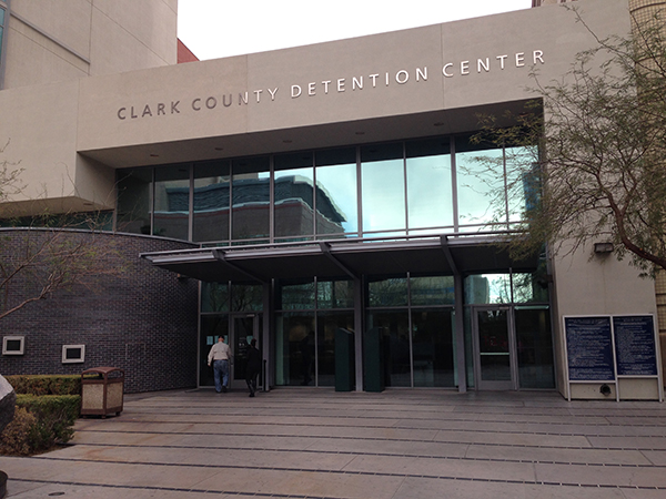 Clark County Detention Center