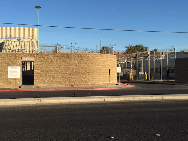 Las Vegas Detention Center